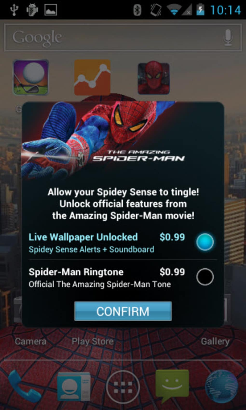 Amazing Spider Man 3d Para Android Descargar