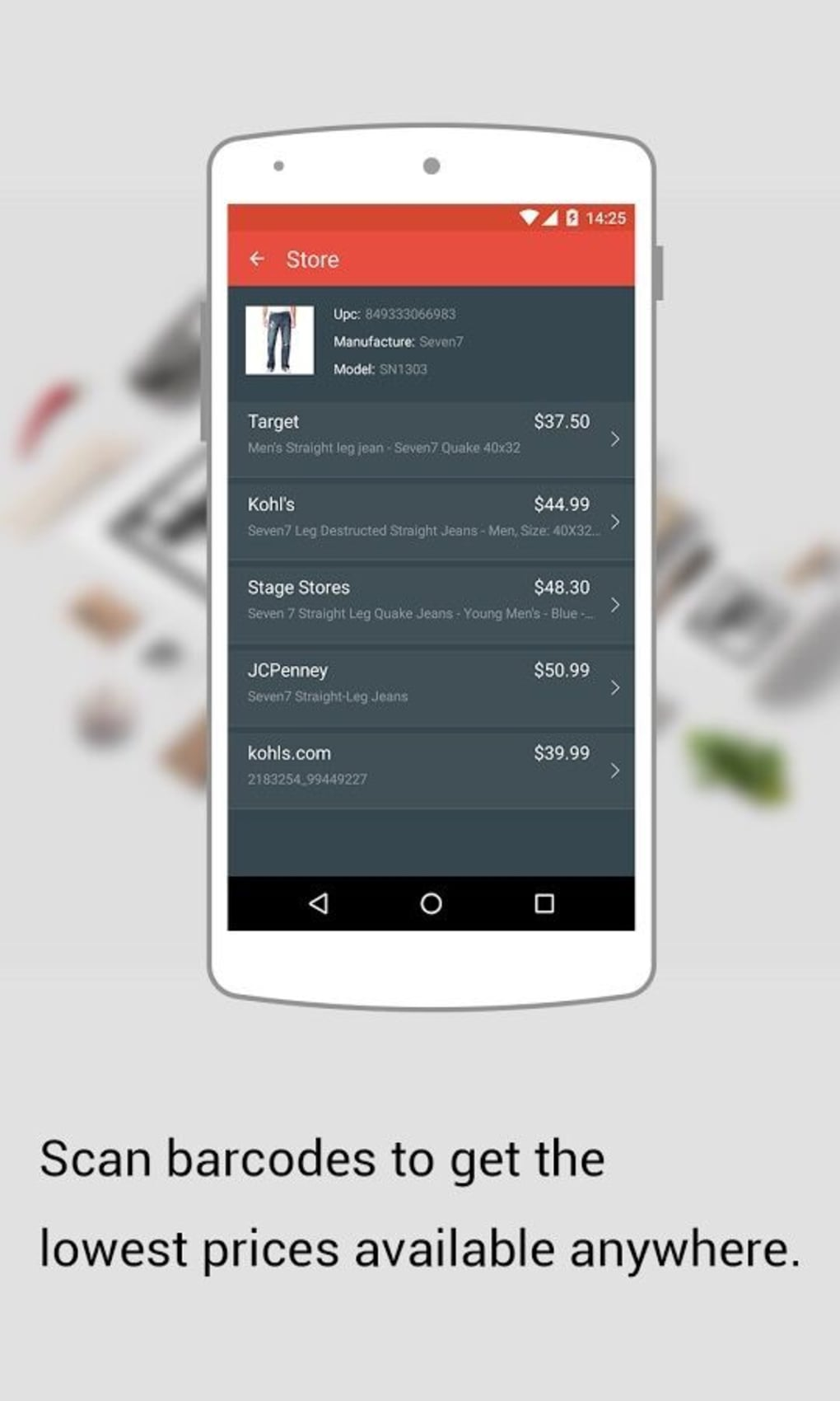 Download Barcode Scanner APK for Android - free - Softonic