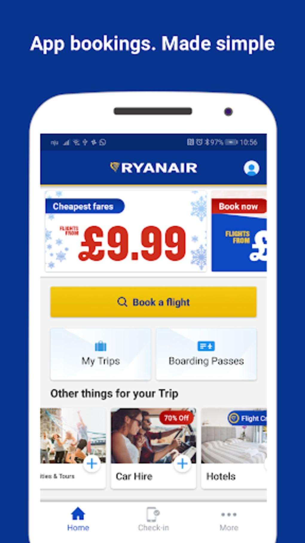 Ryanair Telefon