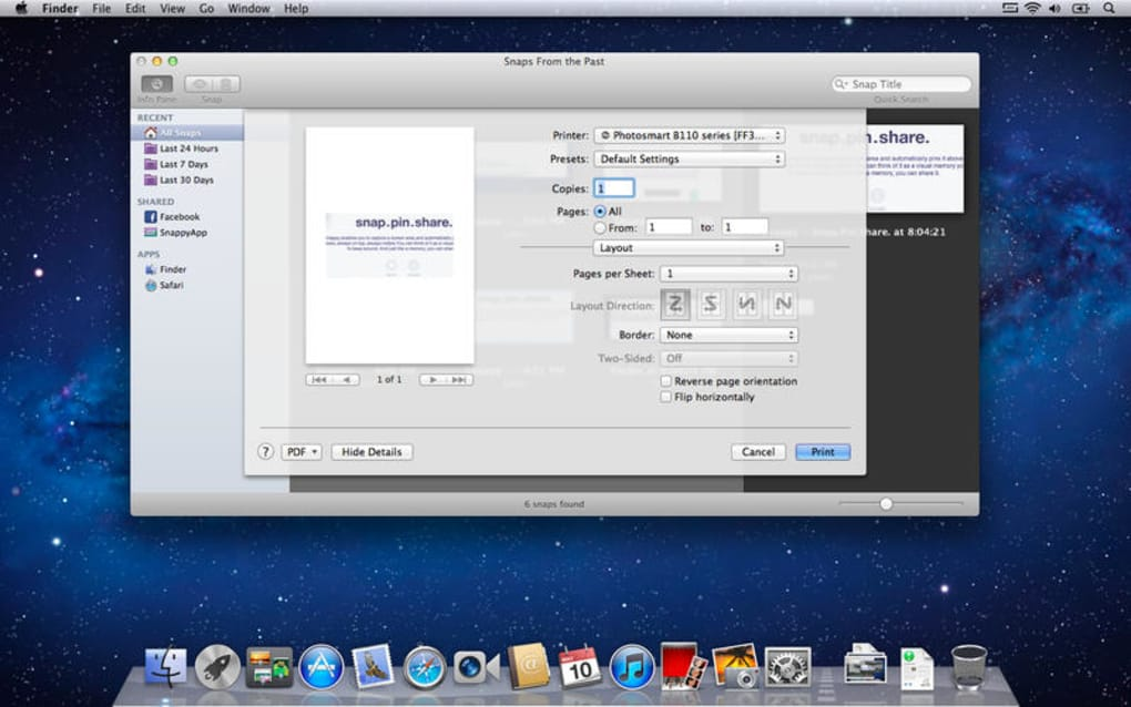 Snappy App for Mac - Download