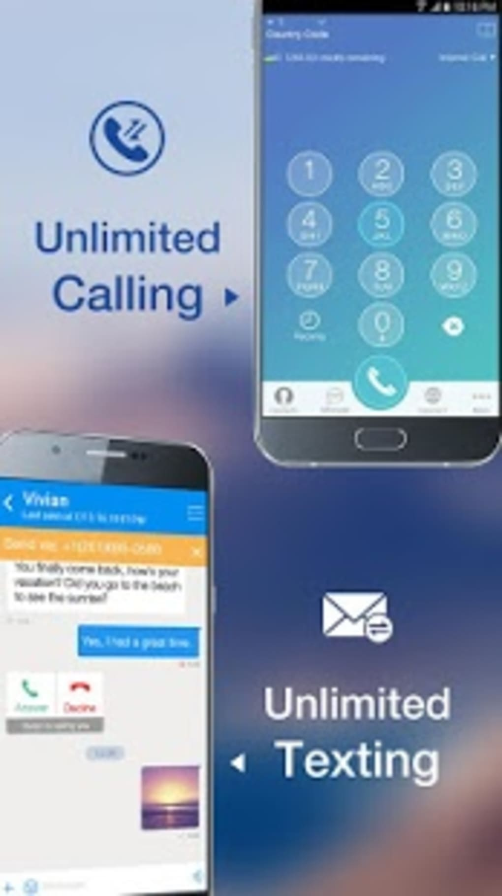 Telos Free Phone Number & Unlimited Calls and Text for