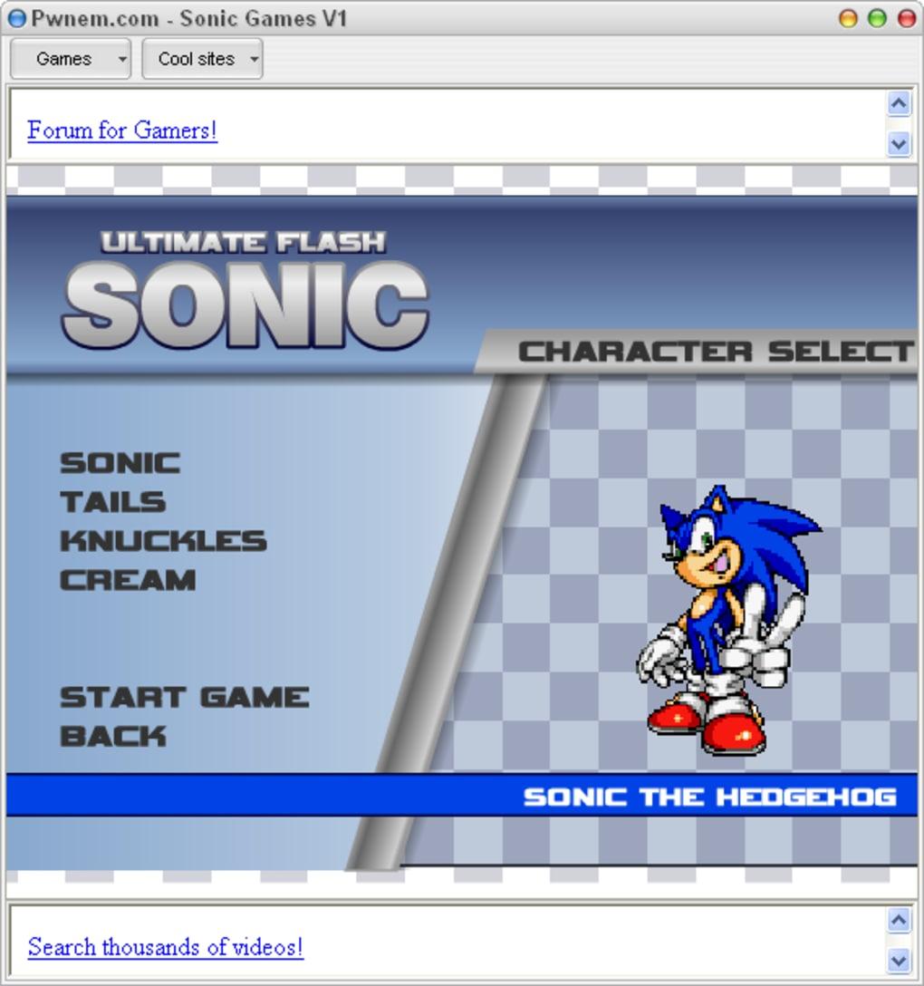 sonic r pc download windows 7