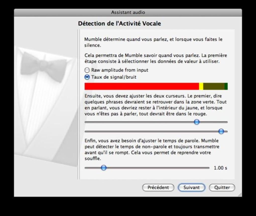GRATUIT 1.2.5 TÉLÉCHARGER MUMBLE