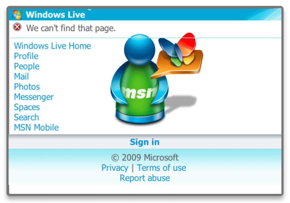 Windows Live Messenger Widget for Mac - Download