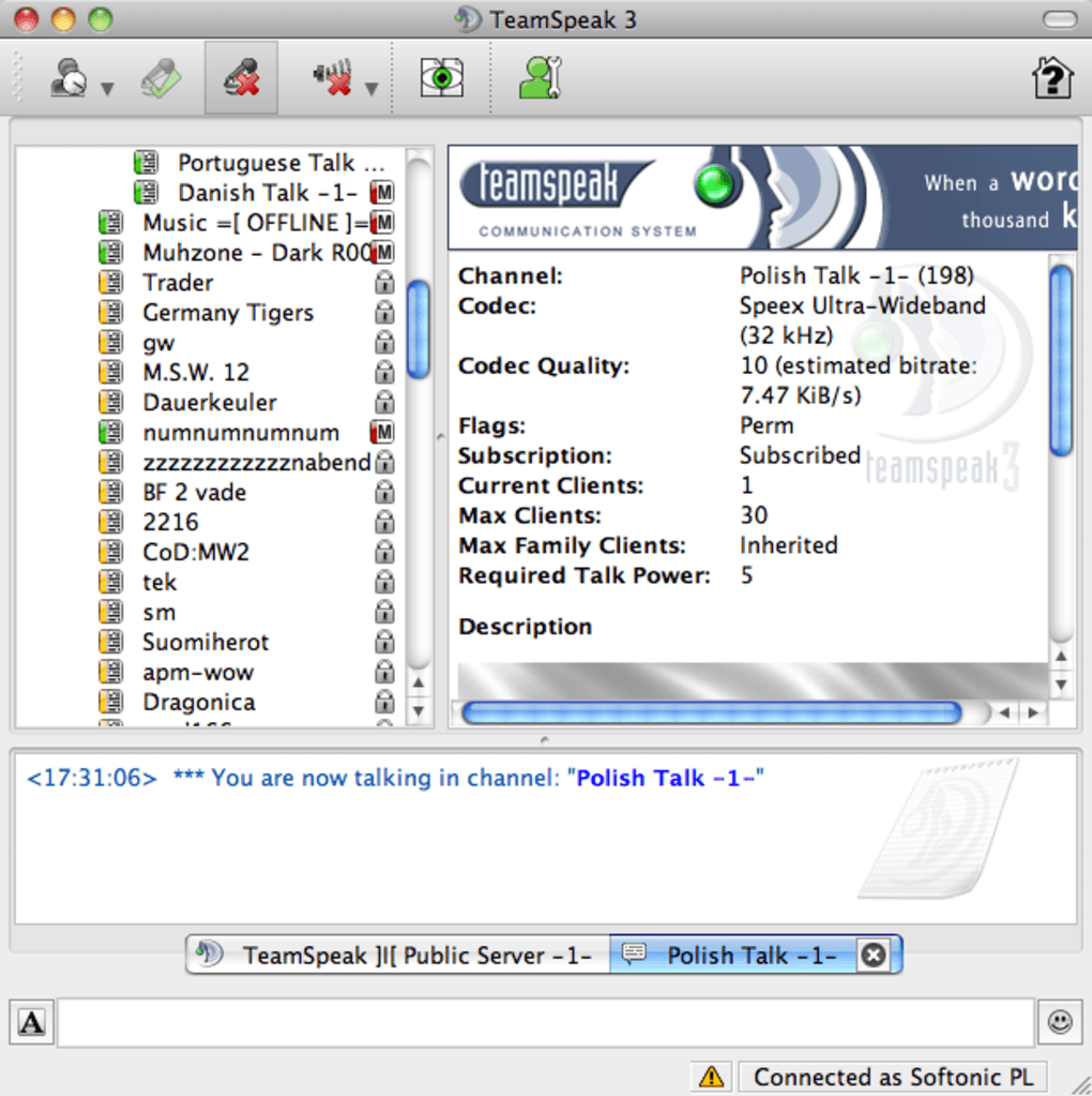 teamspeak 3 download