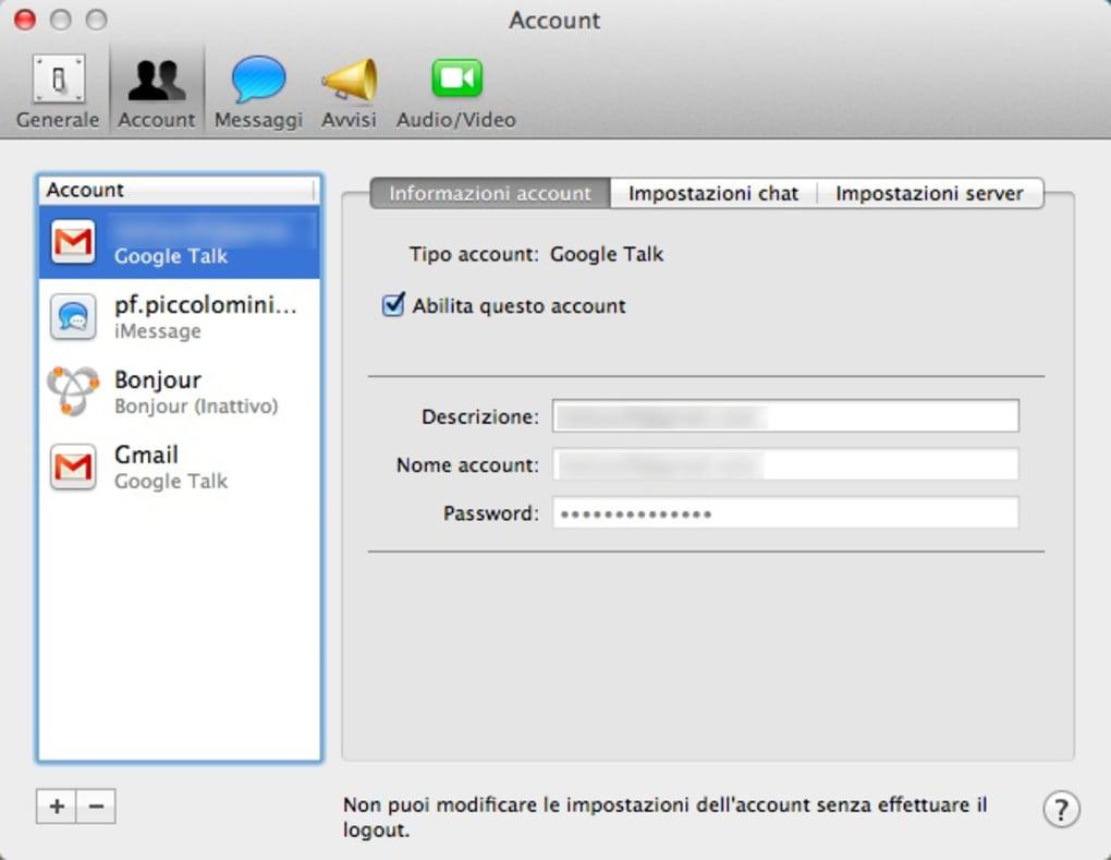 Messaggi per Mac - Download