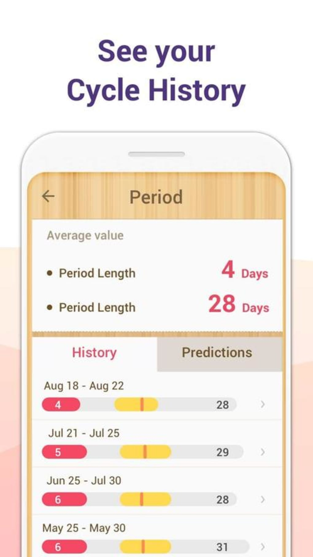 Period Calendar / Tracker for Android - Download