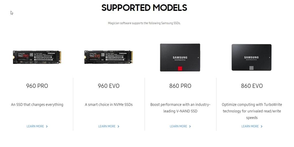 Samsung SSD Magician Tool - Download