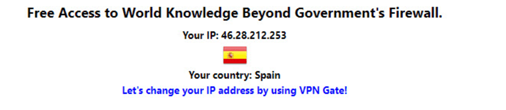 VPN Gate Client Plug-in with SoftEther VPN Client - Download