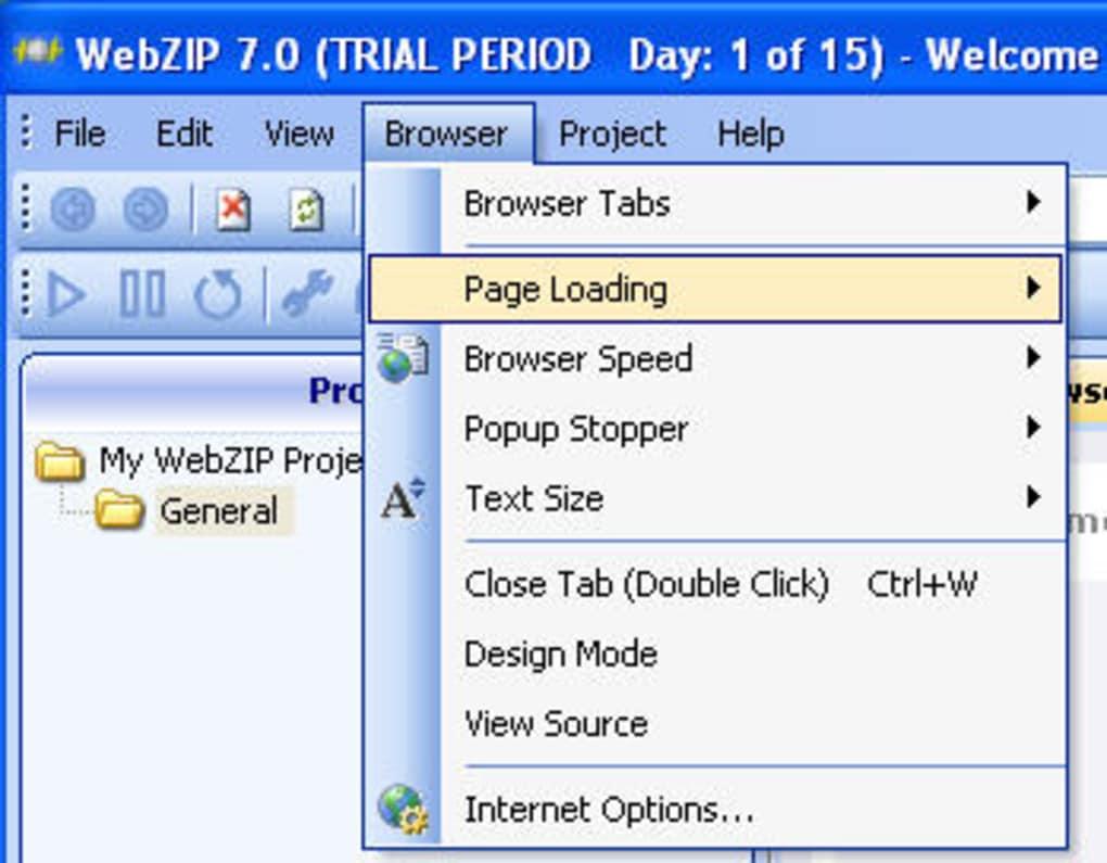 webzip 7