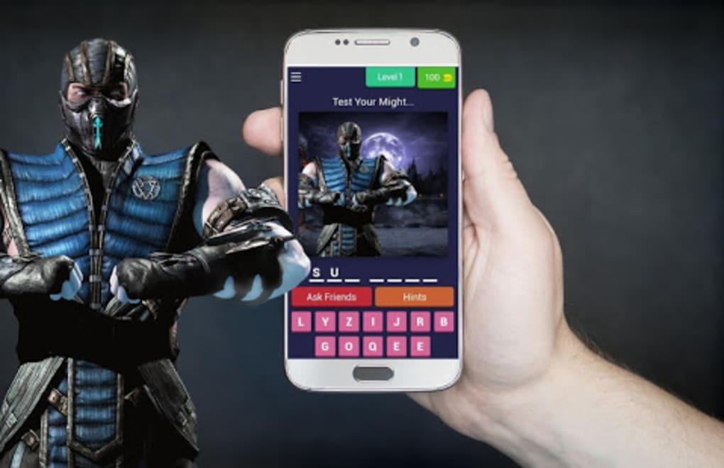 Mortal Kombat Quiz for Android - Download