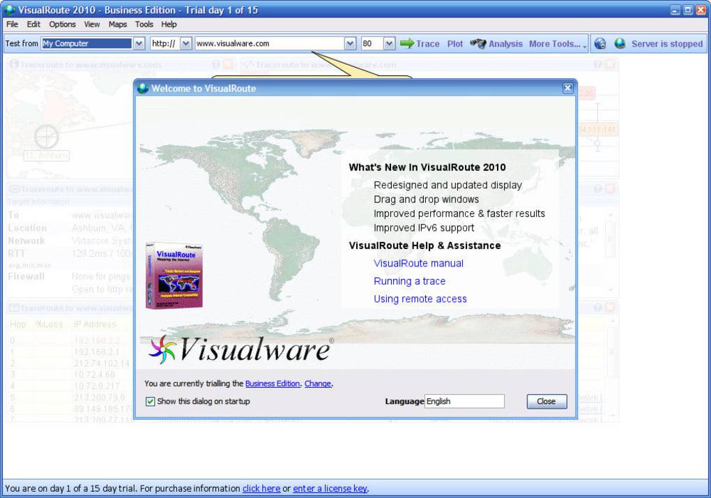 2007 TÉLÉCHARGER VISUALROUTE