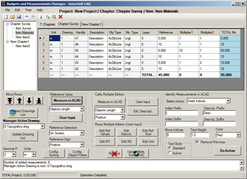 InnerSoft CAD for AutoCAD 2018 - Descargar