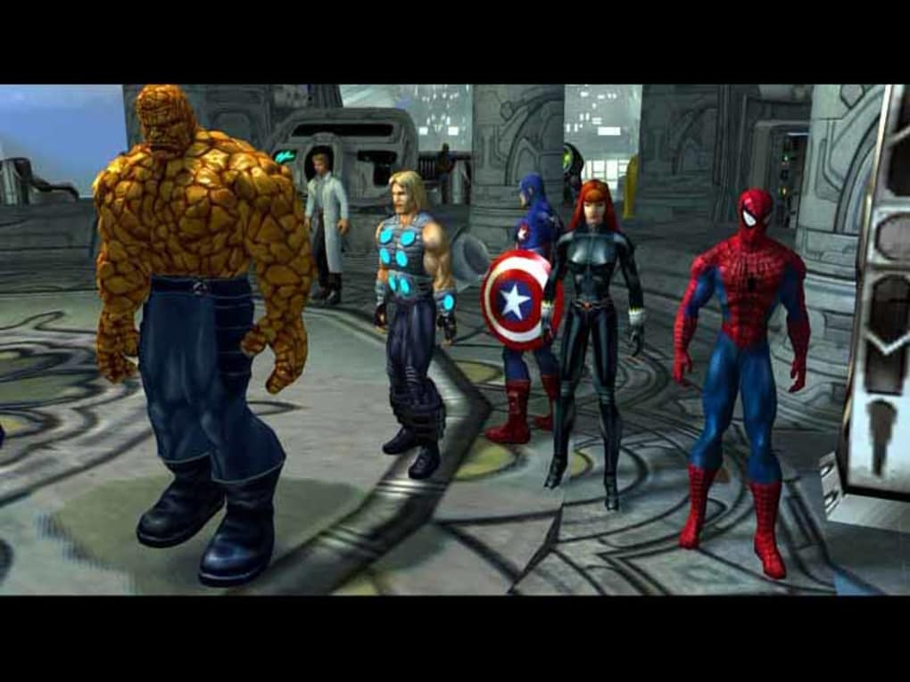 Marvel: Ultimate Alliance - Download