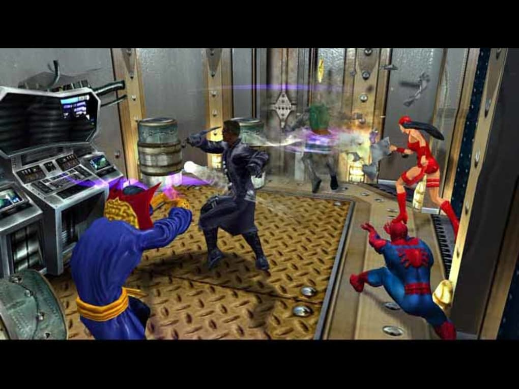 Marvel: Ultimate Alliance - Download