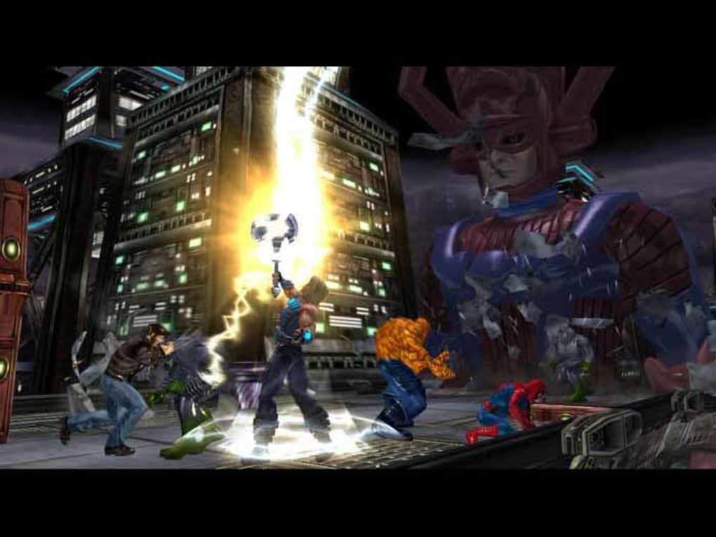 marvel ultimate alliance pc update download