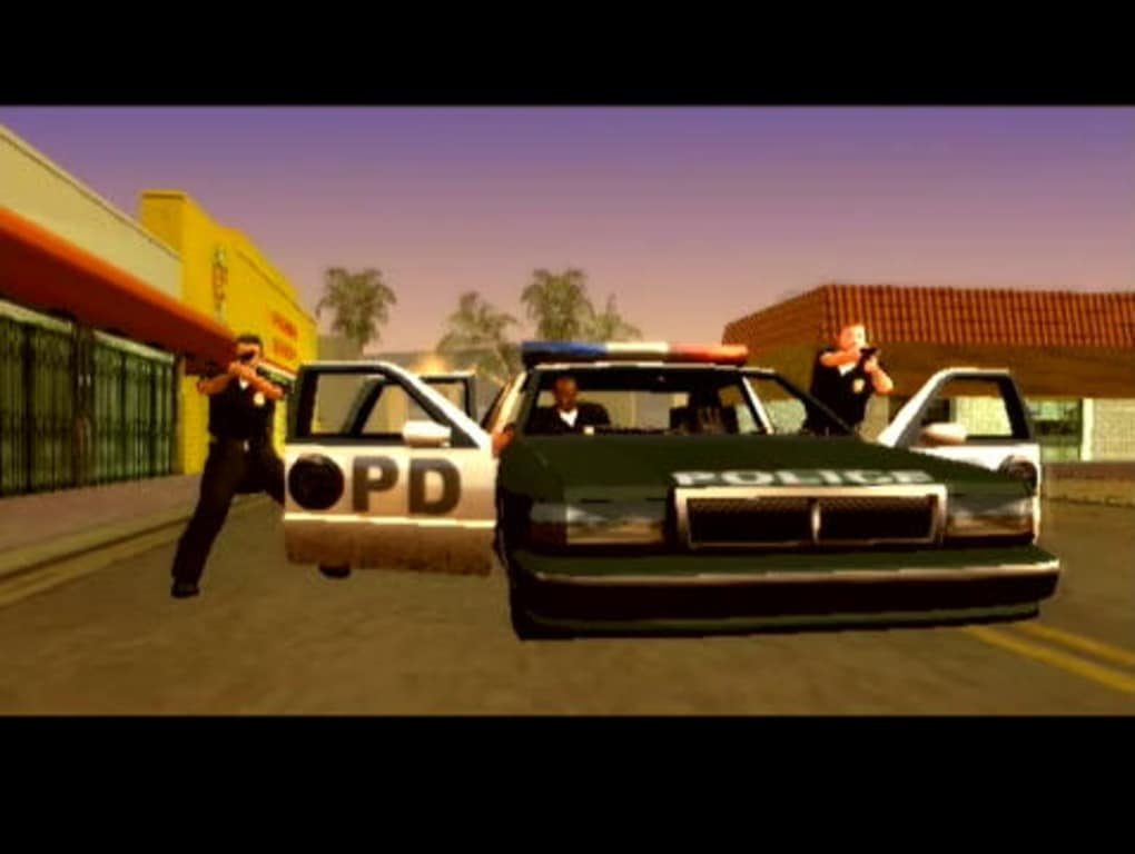 Grand Theft Auto: San Andreas (free version) download for