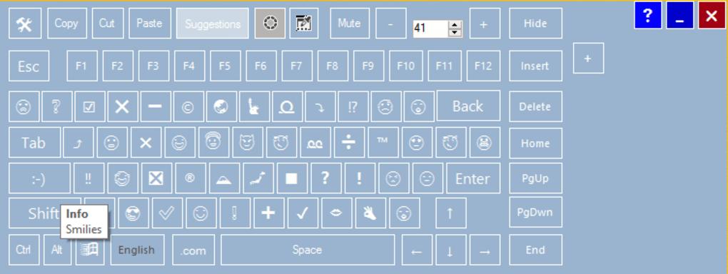 Exbi Keyboard