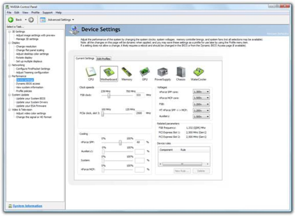 download nvidia drivers for windows 7 32 bit free