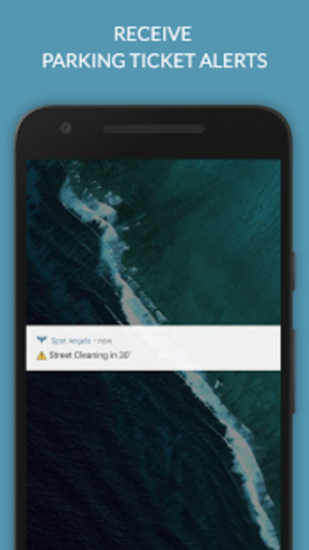 SpotAngels -Parking Ticket App