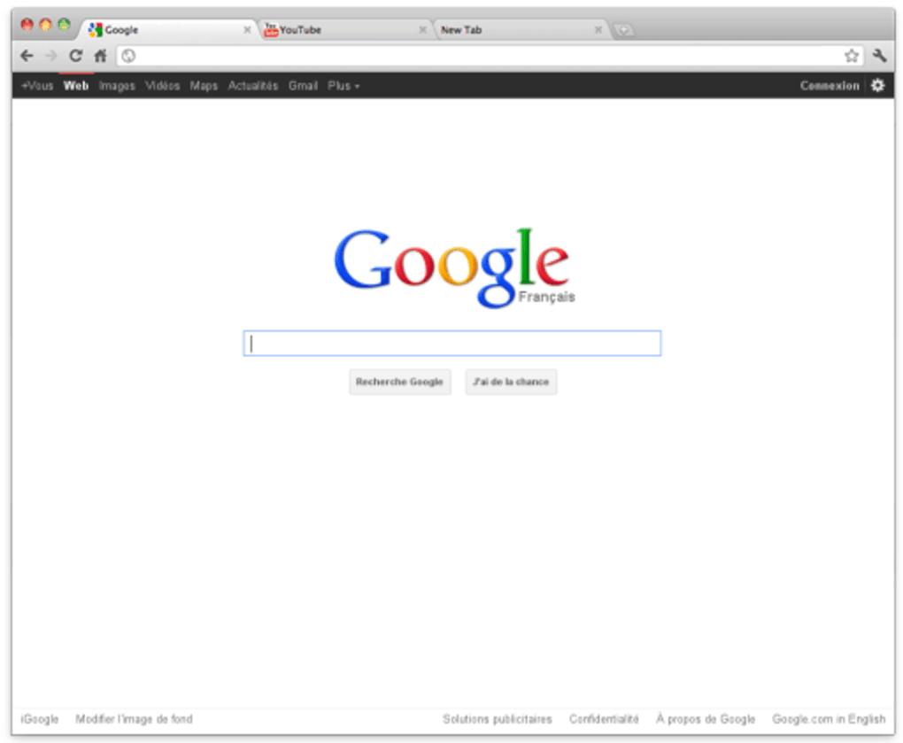 Google Chrome pour Mac - Télécharger