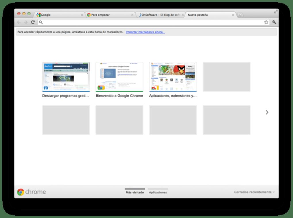 Télécharger Google Chrome pour macOS - clubic.com