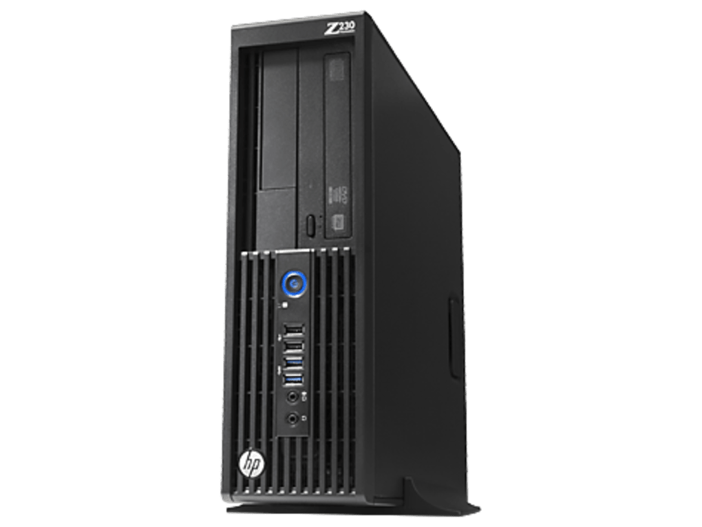 HP Z230 Small Form Factor Workstation drivers - Download