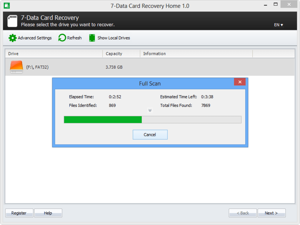 Datenwiederherstellung Sd Karte.7 Data Sd Memory Card Recovery Download