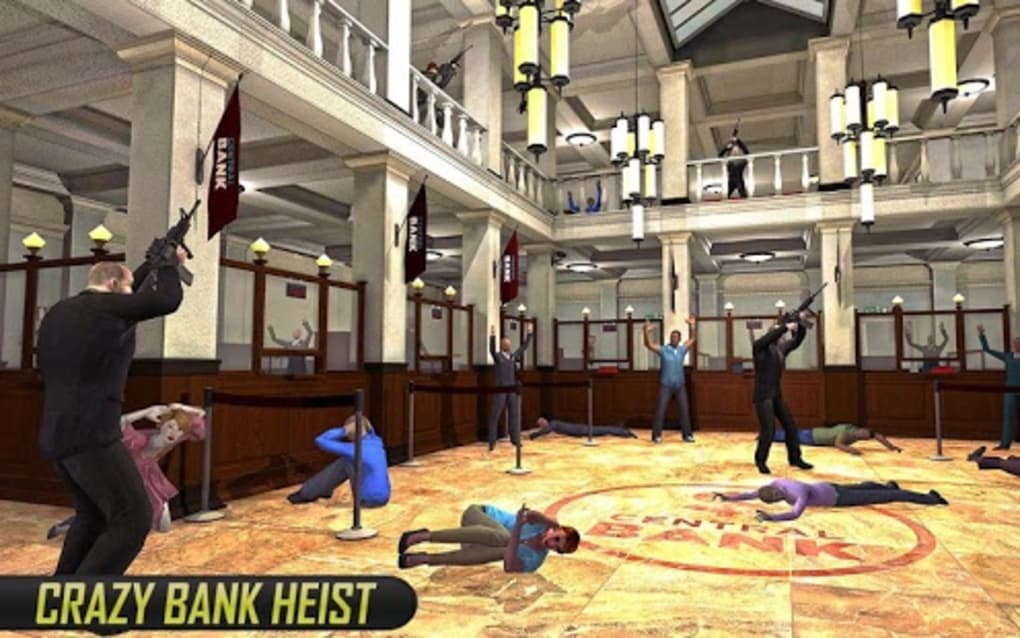 Bank Robbery Games