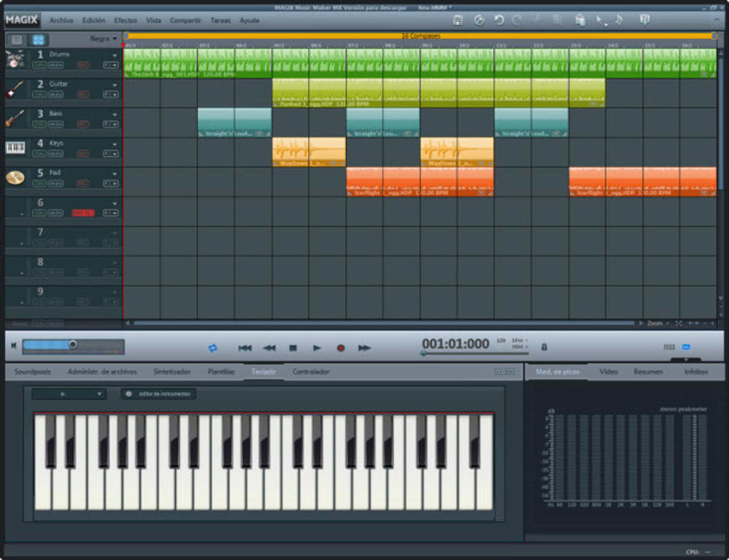 free download beat maker software full version for pc