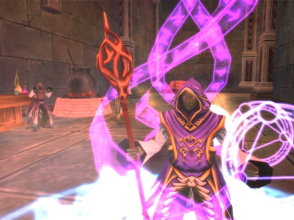 Runes of magic download.