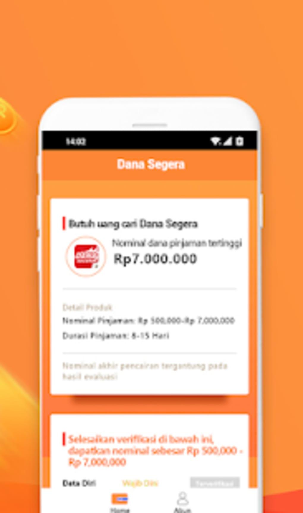 Danasegera Pinjaman Uang Dana Tunai Online Cepat Apk Untuk Android Unduh