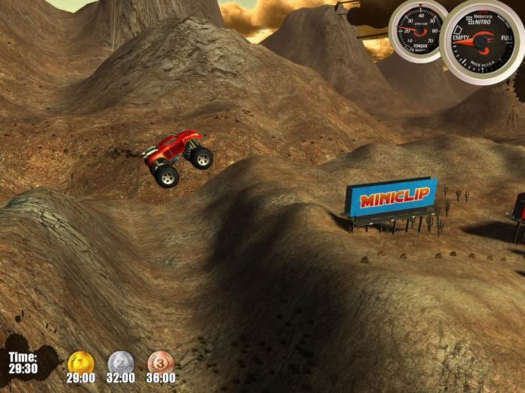 Monster Trucks Nitro Download