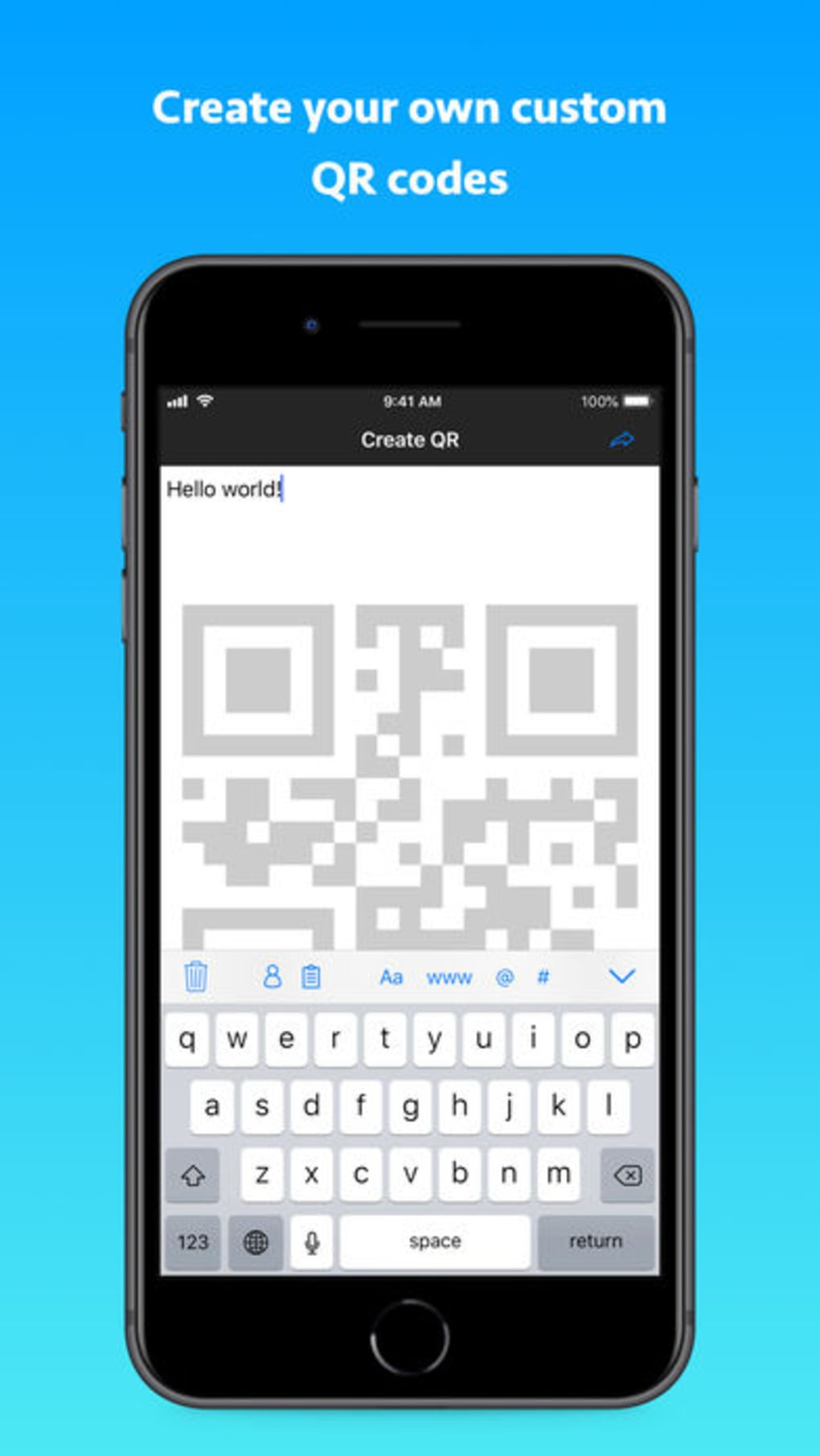 QR Code Reader +  for iPhone - Download