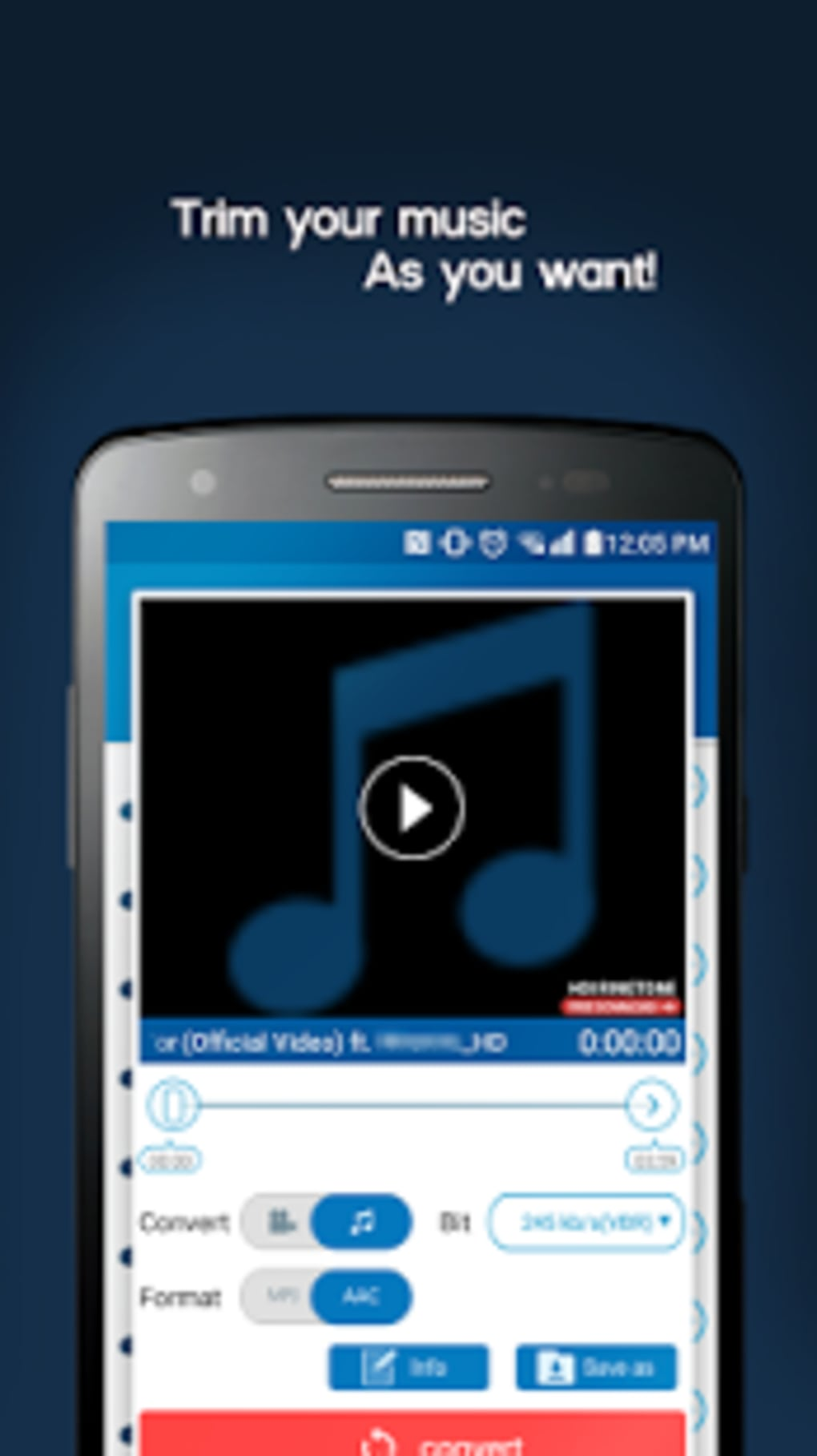 MP3 Video Converter APK for Android - Download