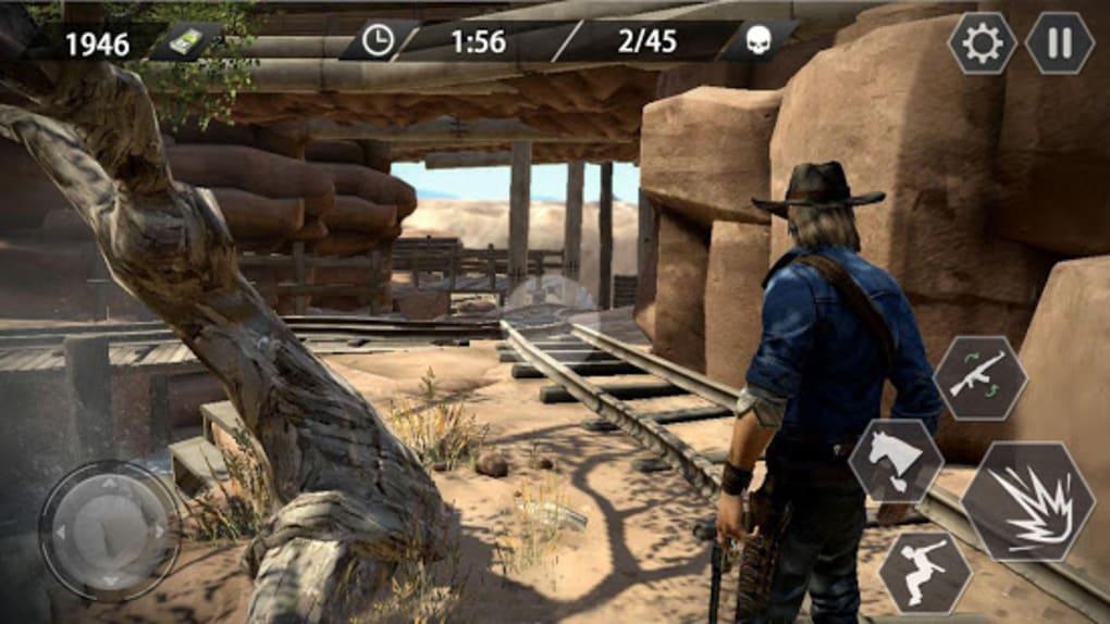 Cowboy Gun War APK for Android - Download