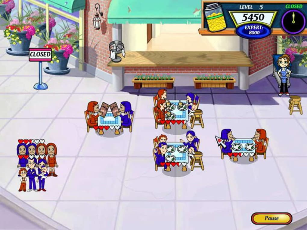 diner dash game download free full version for pc