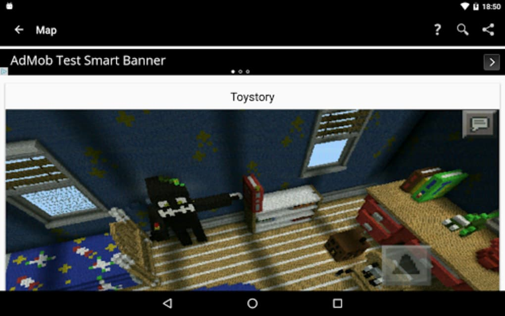 Maps for Minecraft PE für Android - Download