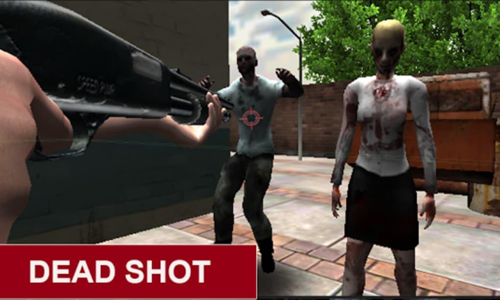 Dead Shot - juego de terror