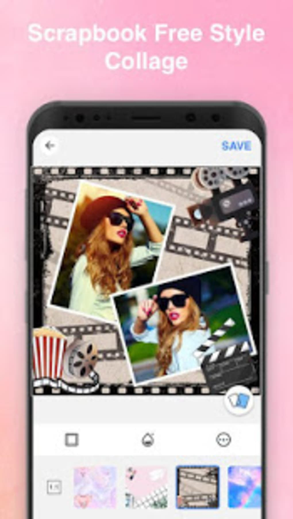 Collage Maker Photo Collage- Grid Filter Effect for Android - Download