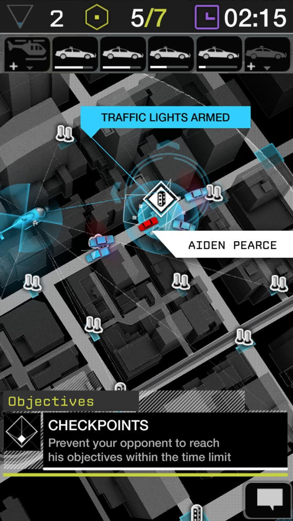 app traffic kontrollieren