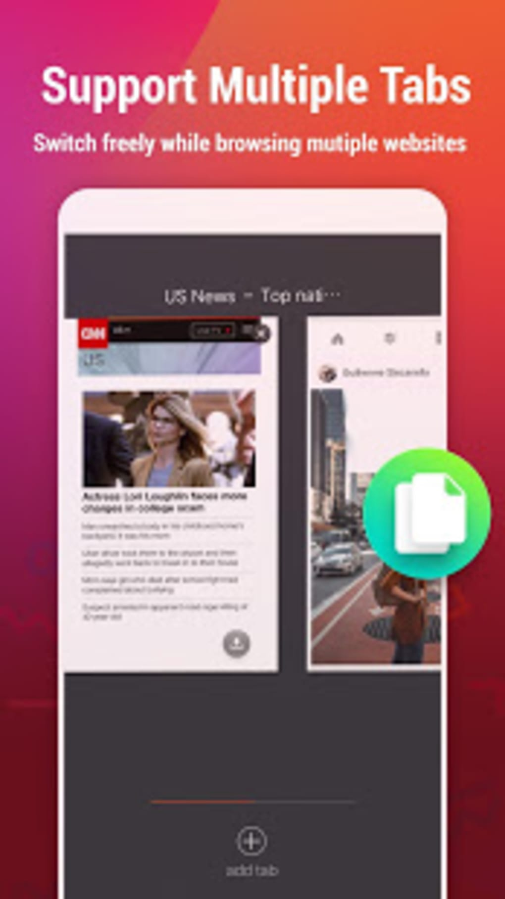 Fast Browser-Video Downloader Private Video Saver para Android