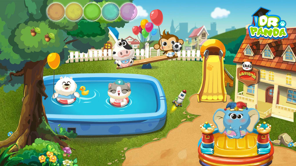 Dr  Panda's Daycare - Download