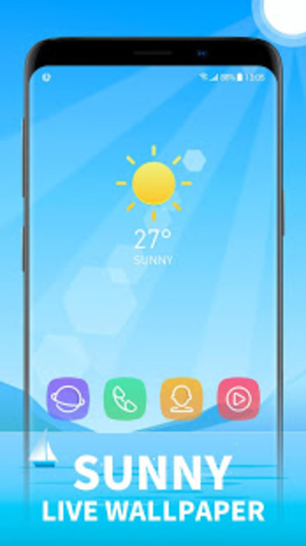 Weather Live Wallpaper For Free For Android Download