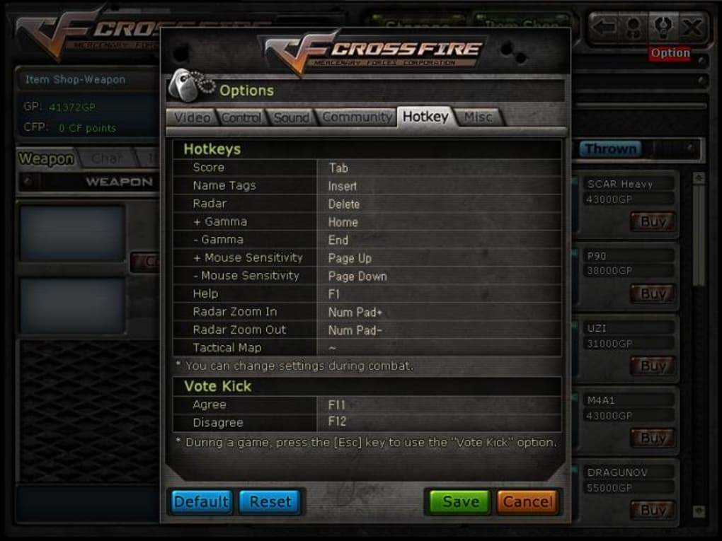 crossfire china download link
