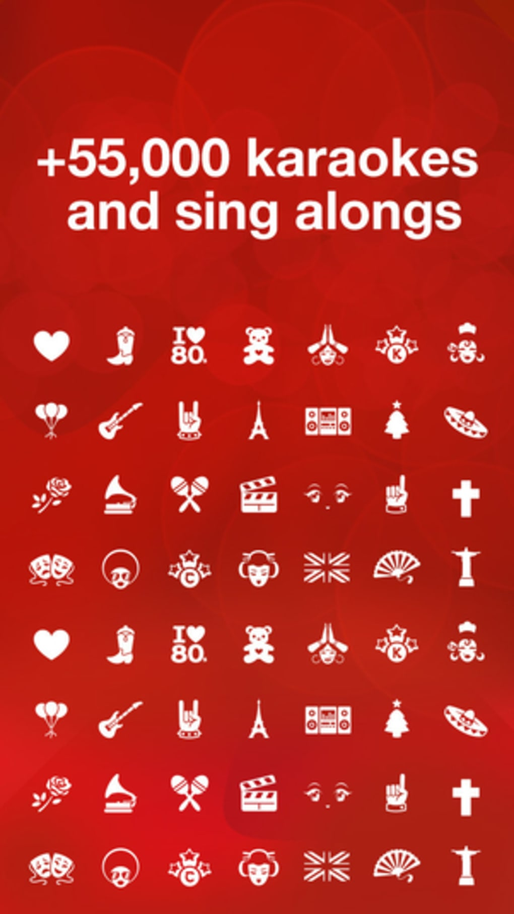 Red Karaoke for iPhone - Download