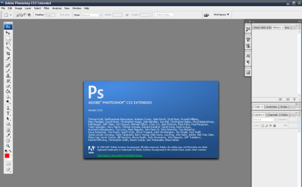 Adobe Photoshop CS3 Update - Download