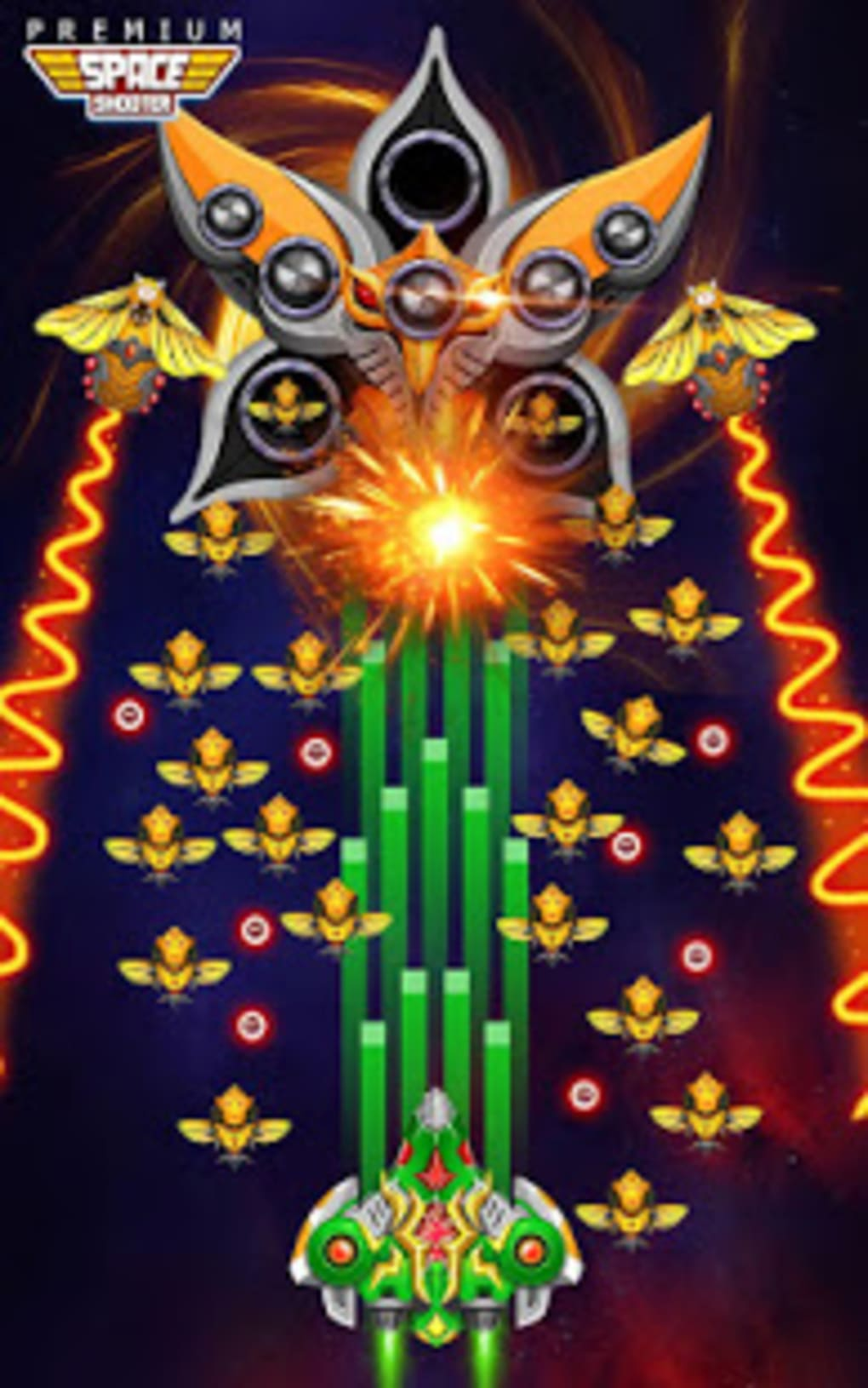 Space Shooter: Galaxy Attack Premium for Android - Download