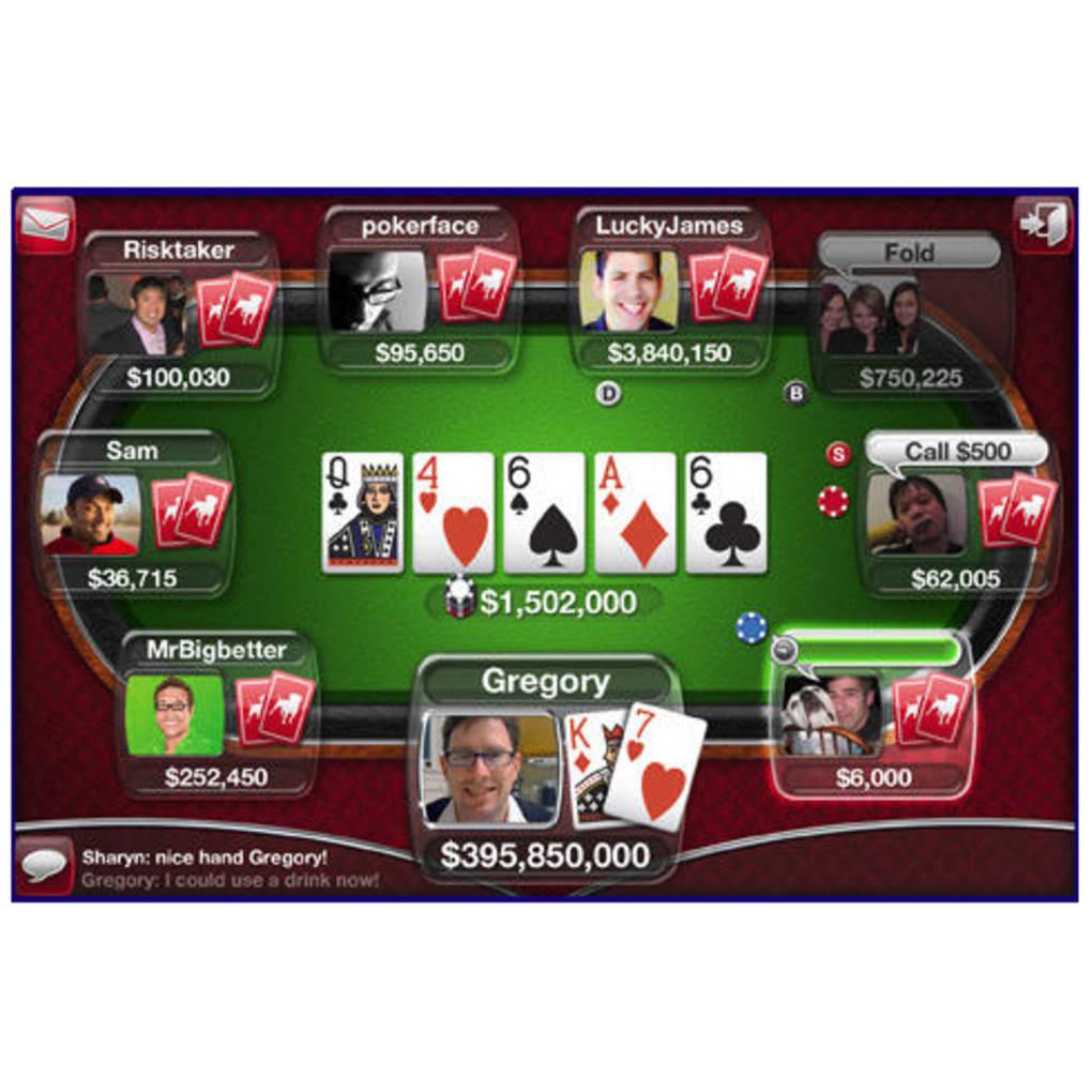 Juego de poker para iphone offline