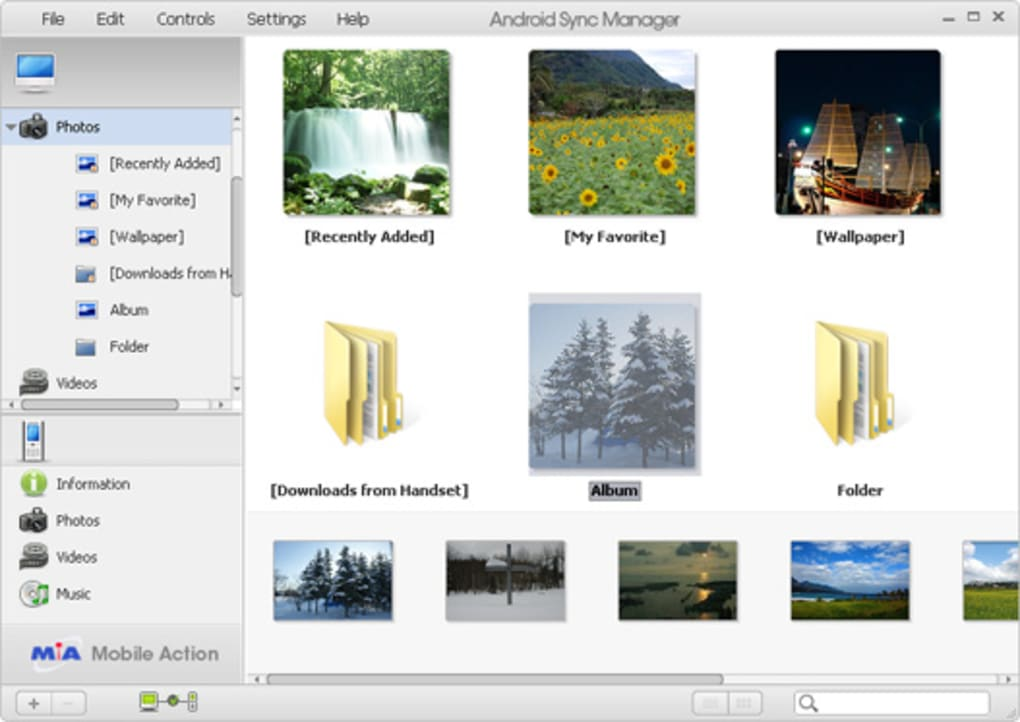 What you can sync with iTunes